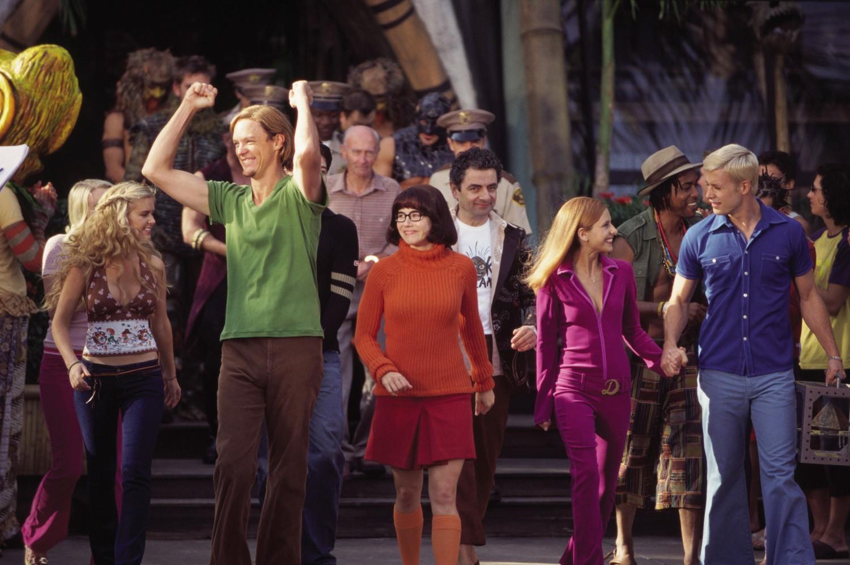 Freddie Prinze Jr.,Isla Fisher,Linda Cardellini,Matthew Lillard,Rowan Atkinson,Sarah Michelle Gellar