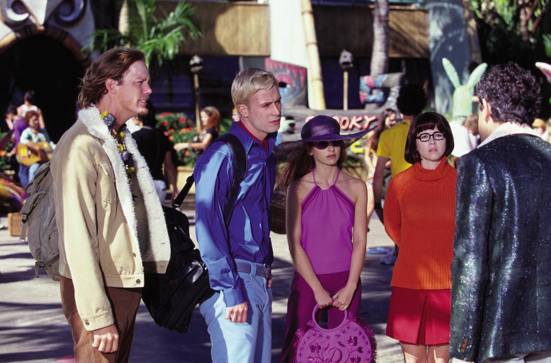 Freddie Prinze Jr.,Linda Cardellini,Matthew Lillard,Rowan Atkinson,Sarah Michelle Gellar