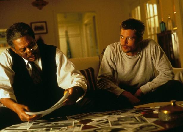 Brad Pitt,Morgan Freeman