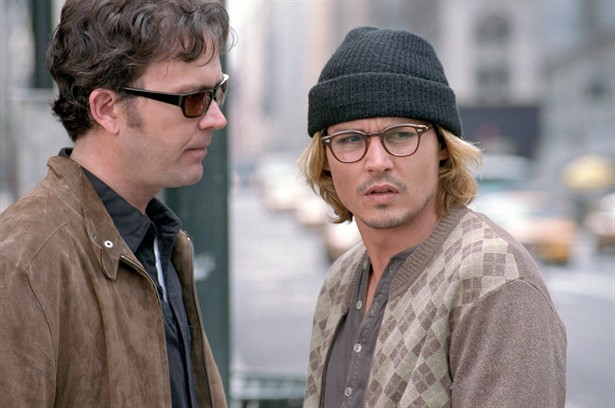 Johnny Depp,Timothy Hutton