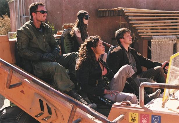 Adam Baldwin,Gina Torres,Nathan Fillion,Summer Glau