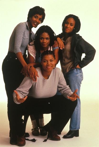 Jada Pinkett-Smith,Kimberly Elise,Queen Latifah,Vivica A. Fox