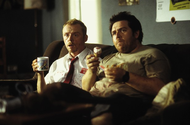 Nick Frost,Simon Pegg