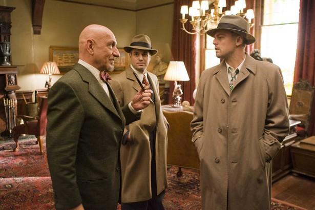 Ben Kingsley,Leonardo DiCaprio,Mark Ruffalo
