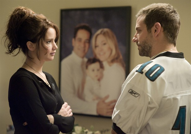 Bradley Cooper,Jennifer Lawrence