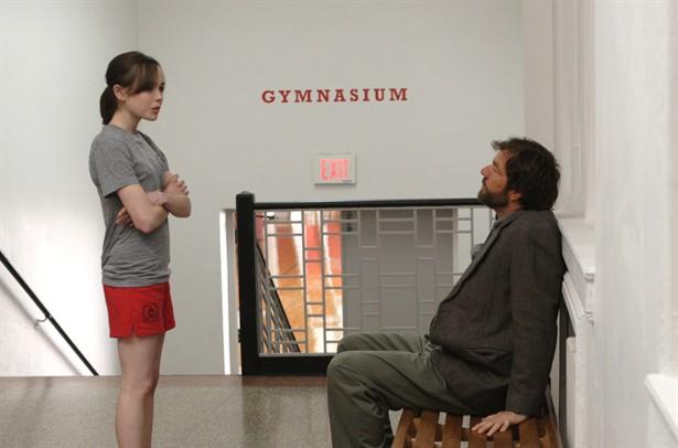 Dennis Quaid,Ellen Page