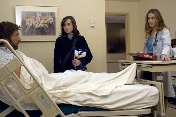 Dennis Quaid,Ellen Page,Sarah Jessica Parker