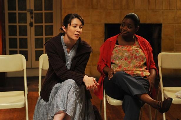 Mary Elizabeth Winstead,Octavia Spencer
