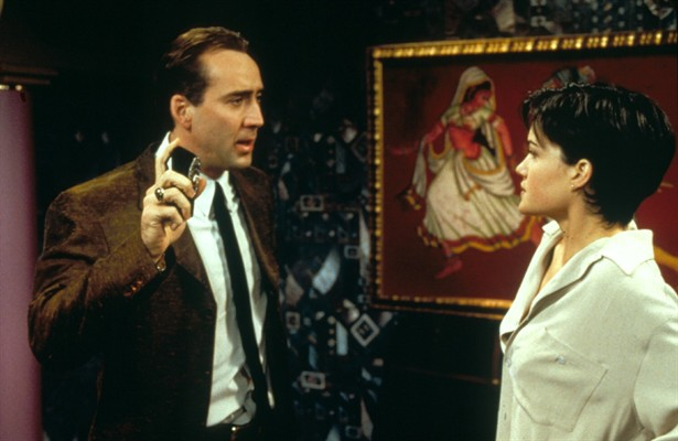Carla Gugino,Nicolas Cage