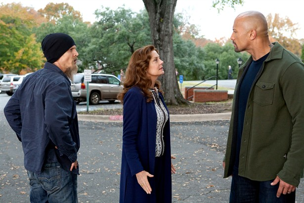 Barry Pepper,Dwayne 'The Rock' Johnson,Susan Sarandon