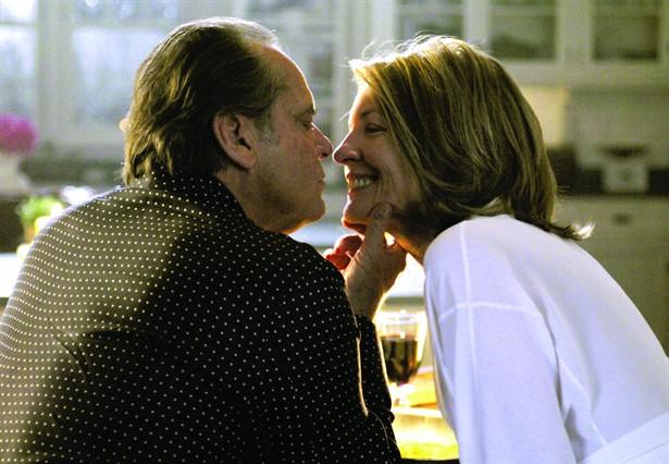 Diane Keaton,Jack Nicholson
