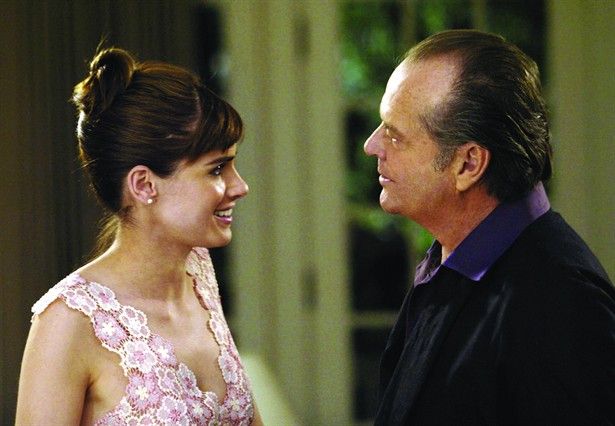 Amanda Peet,Jack Nicholson