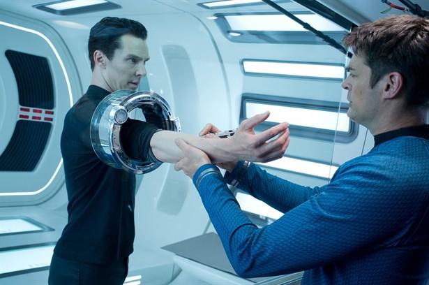 Benedict Cumberbatch,Karl Urban