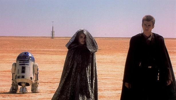 Hayden Christensen,Kenny Baker,Natalie Portman