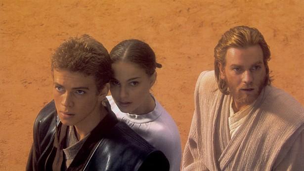 Ewan McGregor,Hayden Christensen,Natalie Portman