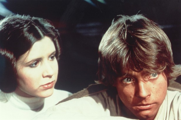 Carrie Fisher,Mark Hamill