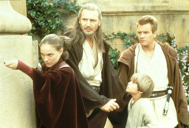 Ewan McGregor,Liam Neeson,Natalie Portman