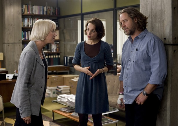 Helen Mirren,Rachel McAdams,Russell Crowe
