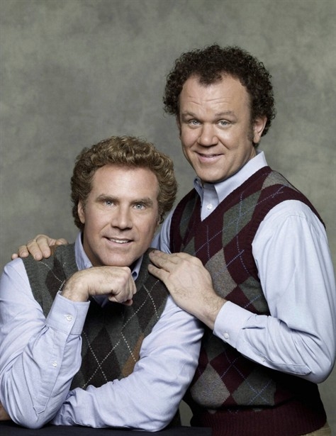 John C. Reilly,Will Ferrell