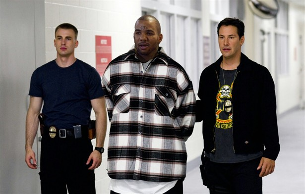 Chris Evans,Forest Whitaker,Keanu Reeves