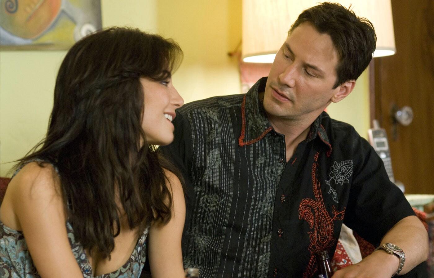 Keanu Reeves,Martha Higareda