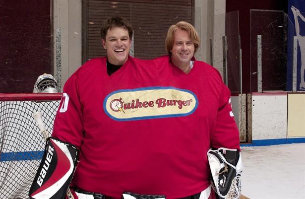 Greg Kinnear,Matt Damon