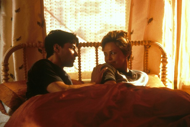 Charlize Theron,Keanu Reeves