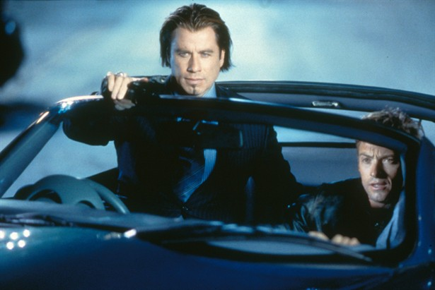 Hugh Jackman,John Travolta