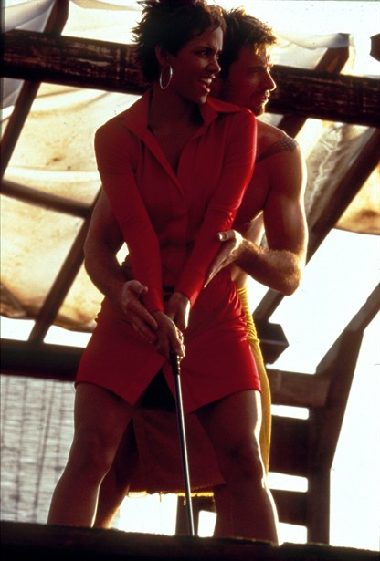 Halle Berry,Hugh Jackman