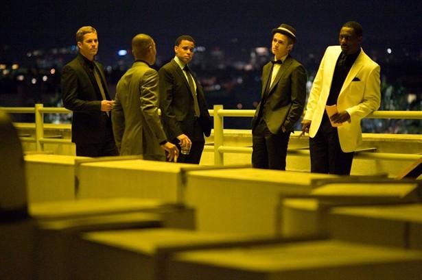 Hayden Christensen,Idris Elba,Michael Ealy,Paul Walker