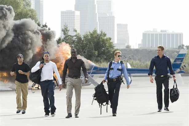 Hayden Christensen,Idris Elba,Michael Ealy,Paul Walker