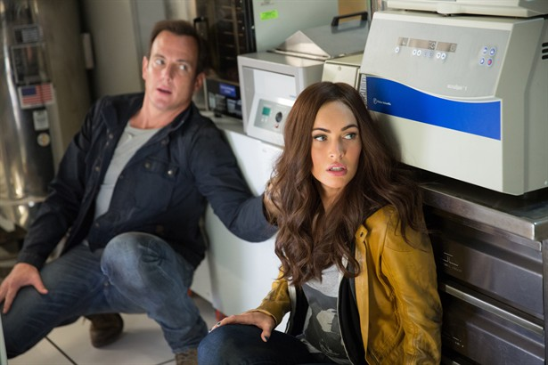 Megan Fox,Will Arnett