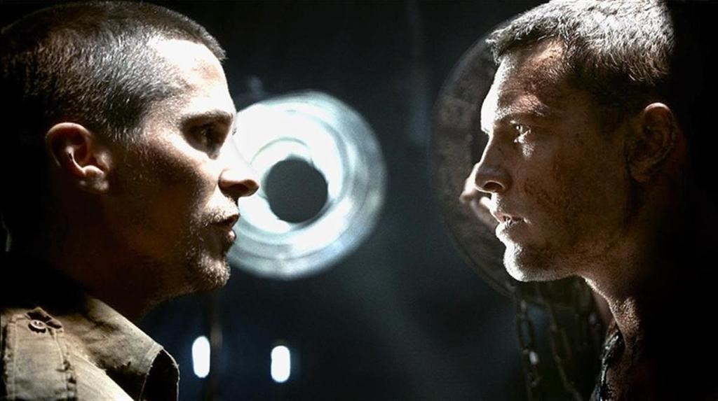 Christian Bale,Sam Worthington