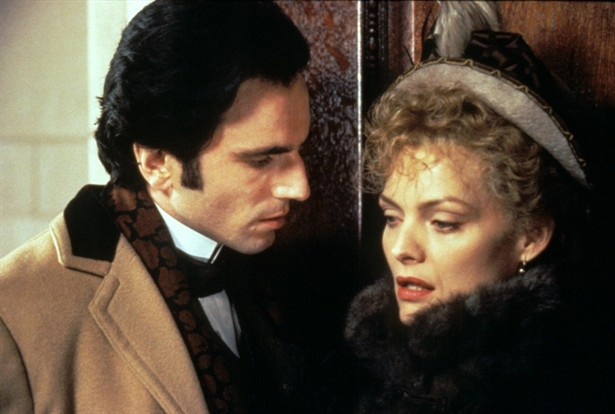 Daniel Day-Lewis,Michelle Pfeiffer