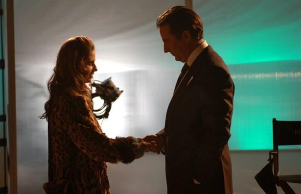 Andy Garcia,Sarah Michelle Gellar