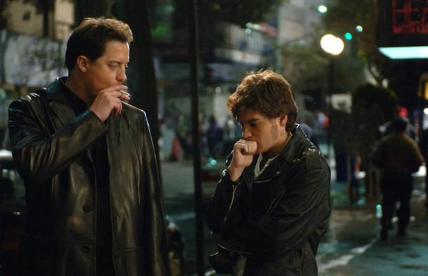 Brendan Fraser,Emile Hirsch