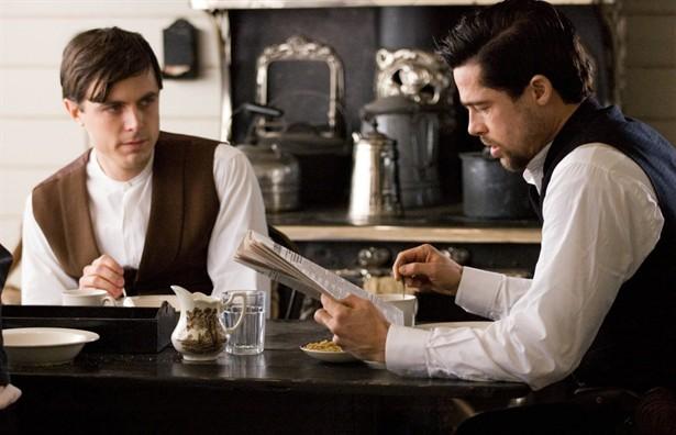 Brad Pitt,Casey Affleck