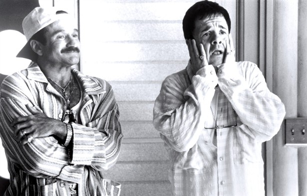 Nathan Lane,Robin Williams