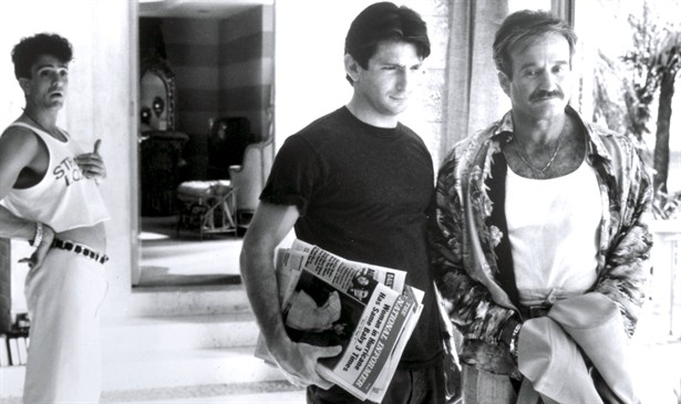 Hank Azaria,Robin Williams