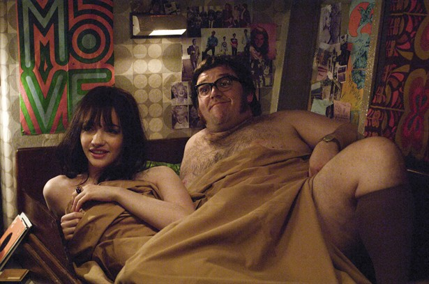Nick Frost,Talulah Riley