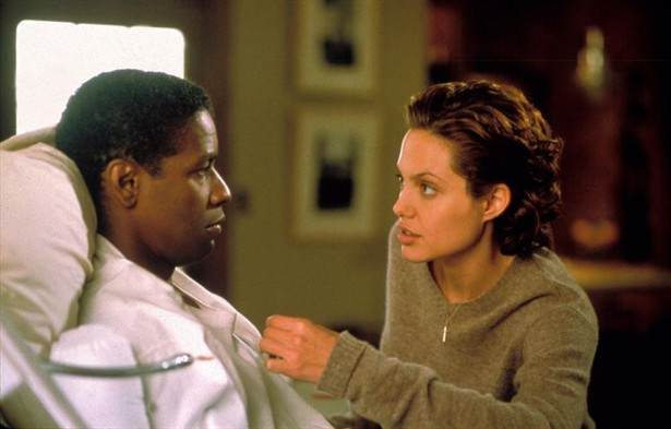 Angelina Jolie,Denzel Washington