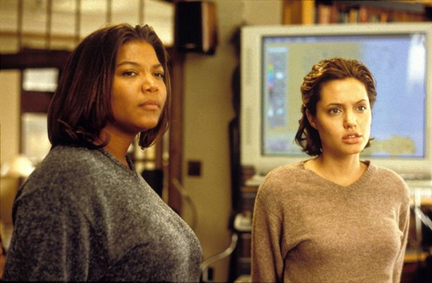 Angelina Jolie,Queen Latifah