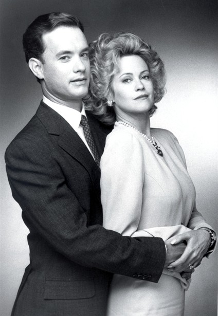Melanie Griffith,Tom Hanks