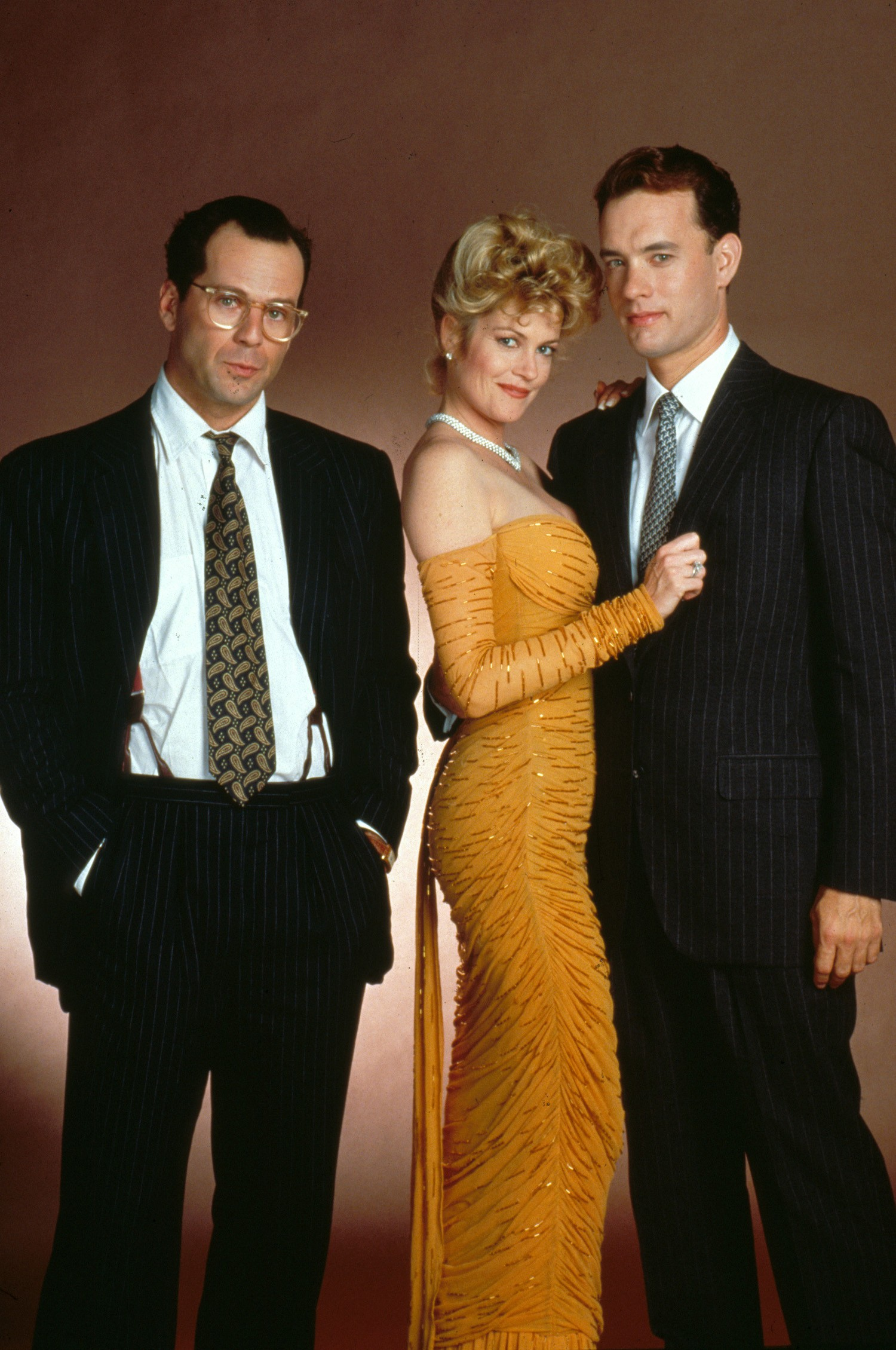 Bruce Willis,Melanie Griffith,Tom Hanks
