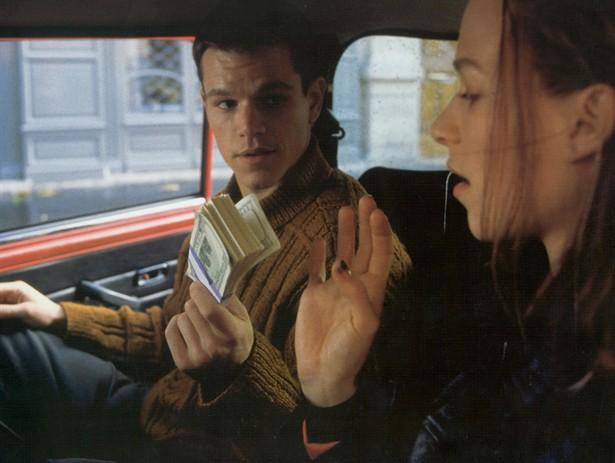 Franka Potente,Matt Damon