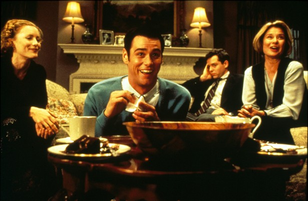 Jim Carrey,Leslie Mann,Matthew Broderick