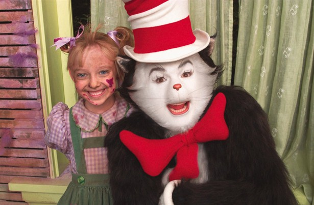 Dakota Fanning,Mike Myers