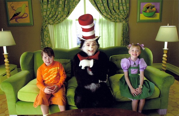 Dakota Fanning,Mike Myers,Spencer Breslin