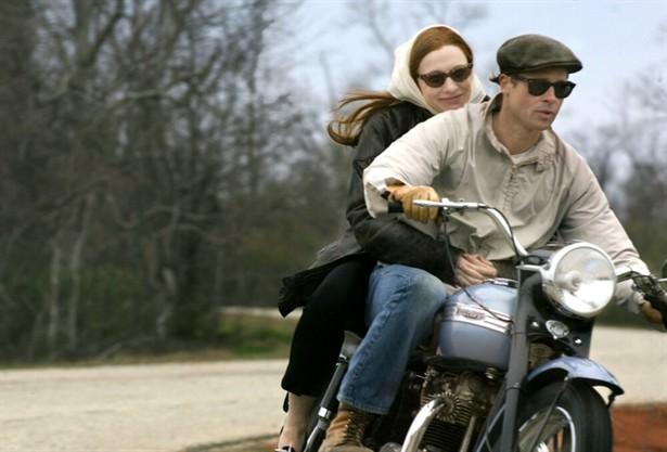 Brad Pitt,Cate Blanchett