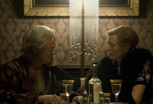 Brad Pitt,Tilda Swinton